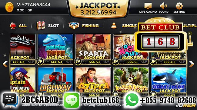 Situs Judi Slot Joker123 Terbaik Indonesia 2019 Betclub168
