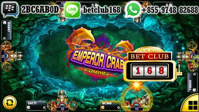 BETCLUB168 Agen Pendaftaran Gratis Akun Tembak Ikan Slot Joker123