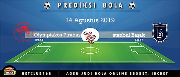 Prediksi Olympiakos Piraeus Vs İstanbul Başak 14 Agustus 2019