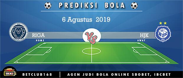 Prediksi Riga Vs HJK 6 Agustus 2019